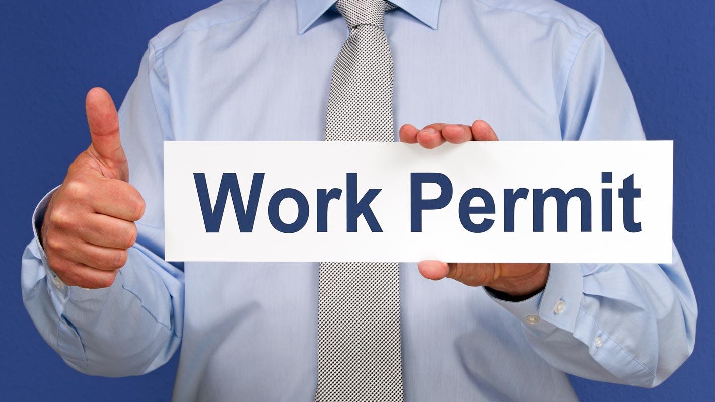 WORK PERMIT CHO NGƯỜI NƯỚC NGOÀI