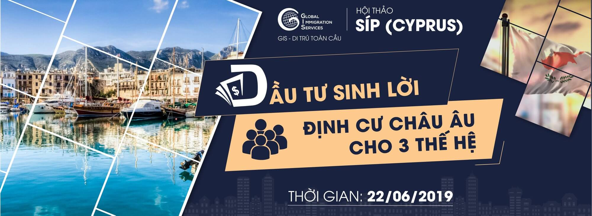 Event Hội thảo Sip 22.6.2019