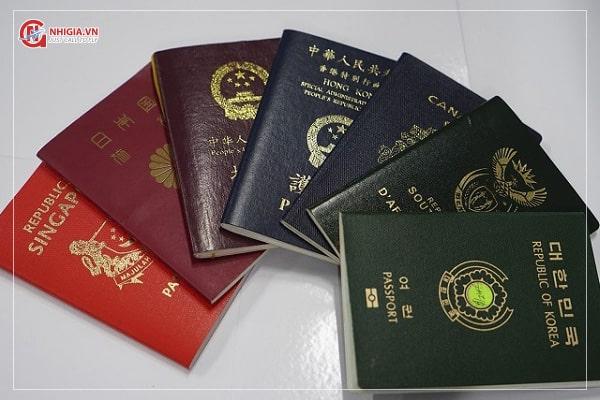 Visa thương mại