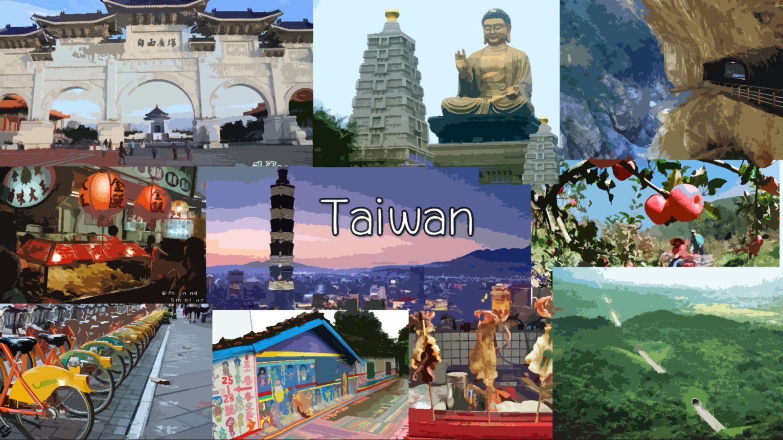 Xin visa đi Đài Loan tự túc